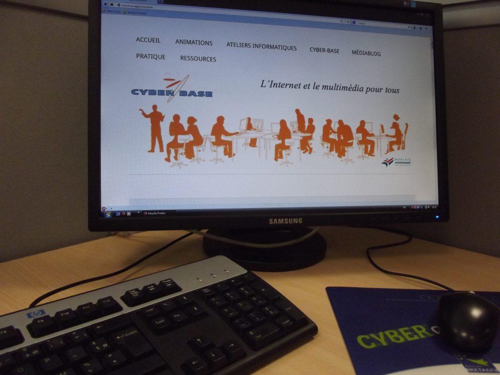 Cyberbase Morlaix Communauté cours informatique